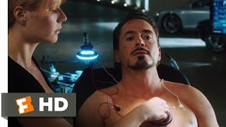 Iron Man (2008) - Is It Safe? Scene (5/9) | Movieclips