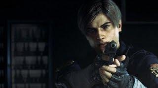 Resident Evil 2 Remake - Campanha Leon!