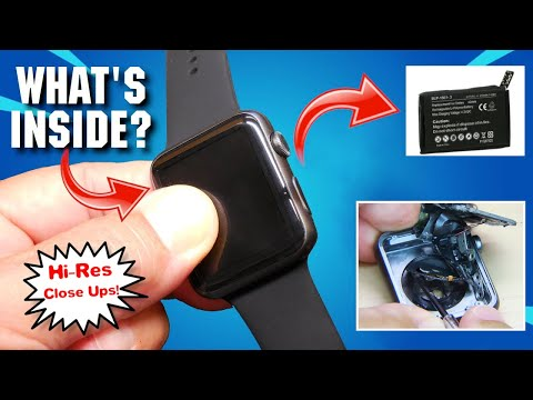 Apple Watch Ultimate Teardown! from YouTube · Duration:  15 minutes 44 seconds