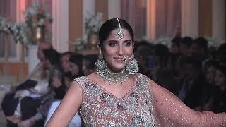 Pantene Hum Bridal Couture Week 2017|Uzma Babar's latest collection Umsha