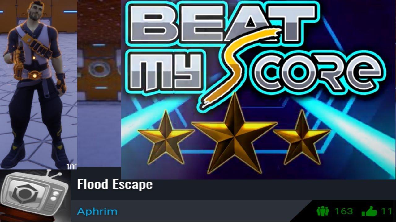 Beat My Score: FLOOD ESCAPE 2:34 / 2:38   CoreGames