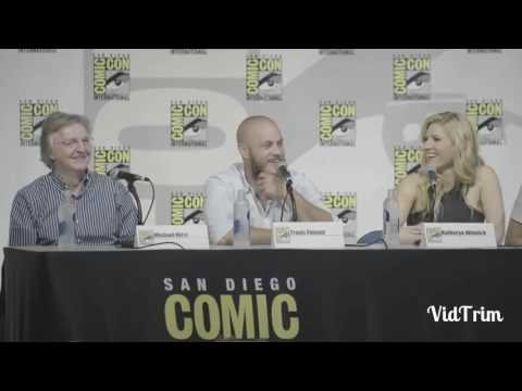 Travis Fimmel Funny Moments King Ragnar Lothbrok