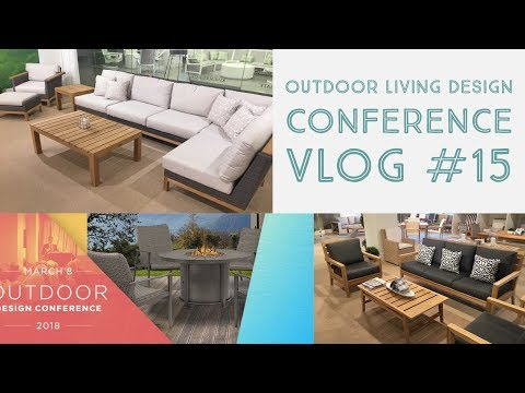 Outdoor Living Design Conference - Vlog #15 - VizX Design Studios - (855) 781-0725