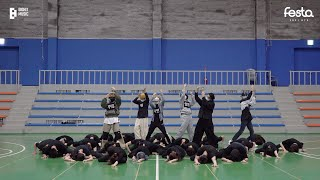 [CHOREOGRAPHY] BTS (방탄소년단) 2020 MMA 'Black Swan' Intro Performance Dance Practice #2021BTSFESTA