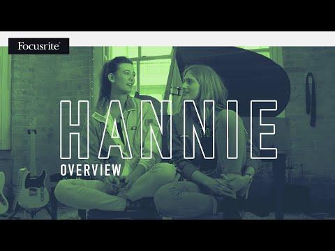 Focusrite // Scarlett 18i8 3rd Gen - Overview feat. Hannie
