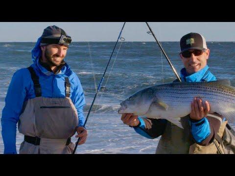 Surf Fishing Cape Cod's Fall Run (preview) | S1 E1