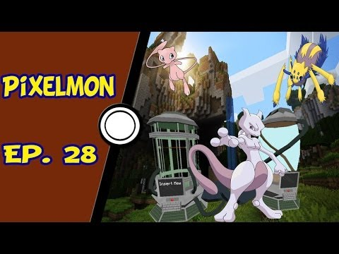 how to get mewtwo in pixelmon