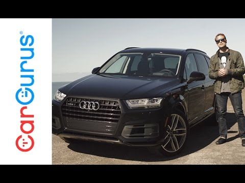 2017 Audi Q7 | CarGurus Test Drive Review