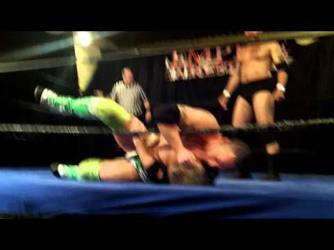 Empire/PCW The Jagged Edge vs Hayden Young