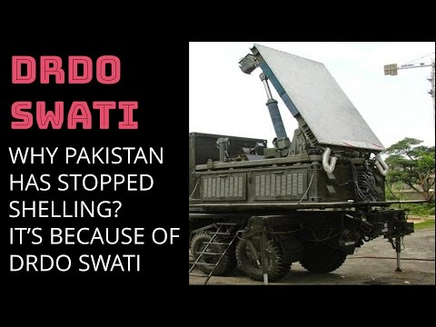 WHY PAKISTAN HAS STOPPED SHELLING? IT'S BECAUSE OF DRDO SWATI