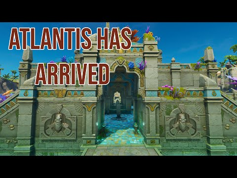 Fortnite S Underwater City Is Finally Revealed Portugalinews The Best News