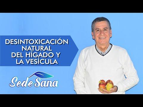 SS48 | DESINTOXICACIN NATURAL DEL HGADO Y LA VESCULA | LUIS ANTONIO MELN GMEZ