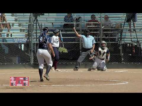 Las Vegas Rage vs. NorCal Storm - 2017 18A Fastpitch National