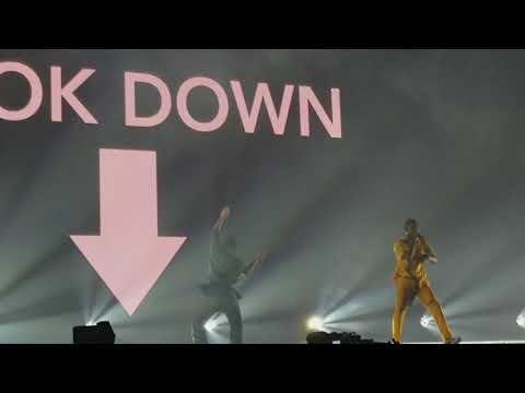 Kendrick Lamar - DNA & Element live @ SAP Center, San Jose CA (8/12/17)