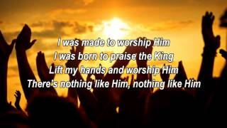 Born To Praise -  Planetshakers (2015 New Worship Song with Lyrics)