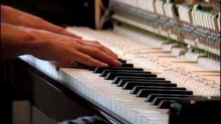 RAVEL - Sonatine pour piano, 2 Mouvement de menuet HD