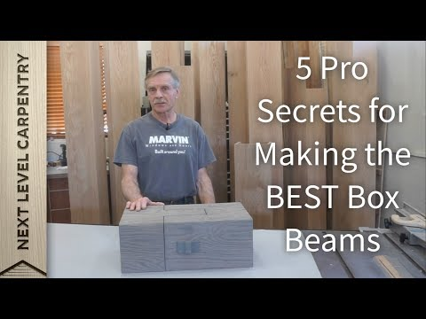 5 Pro Secrets for the Best Box Beams