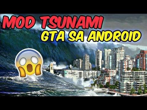 cara pasang mod tsunami gta sa android