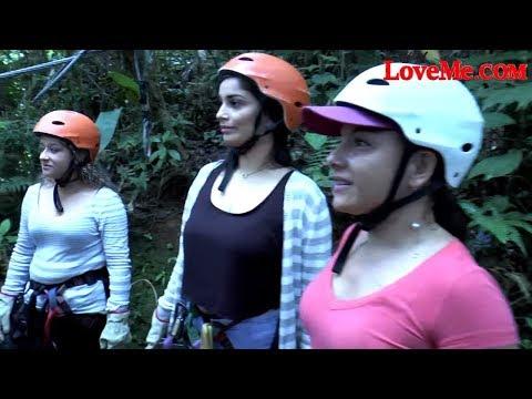 Social Travel Excursion Into the Jungles Of Costa Rica via Zip Line