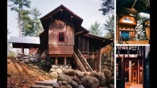 Easy Rustic Modular Homes Decorating Ideas