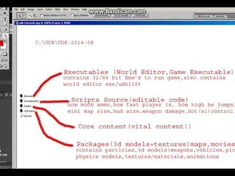 UDK advanced knowledge Part:1 Tutorial #3