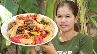 Amazing Cooking Fry Meatballs Sweet Spicy Delicious Recipe -Meatballs Recipes - Village Food Factory
