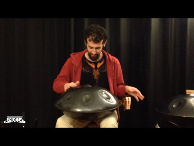 Handclap for Handpan -  First exploring by Kabeção