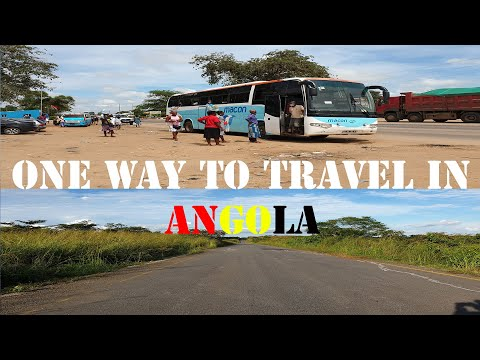 Traveling in Angola