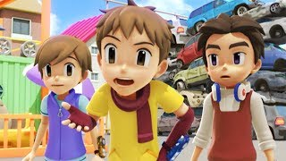 TOBOT English   114 Hot Rods and Heroes   Season 1 Full Episode   Kids Cartoon   Kids Movies