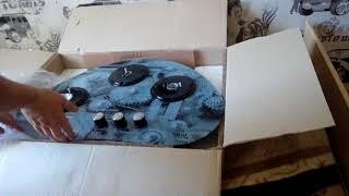 видео Варочная панель газовая GEFEST СН 1211