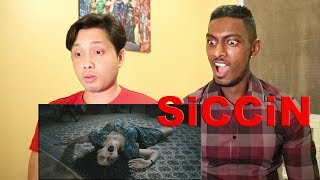 SiCCiN Trailer Fragman Reaction | Based on True Event | By Stageflix