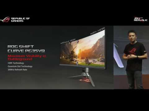 ASUS AURA SDK Products and Asus Rampage Extreme x299