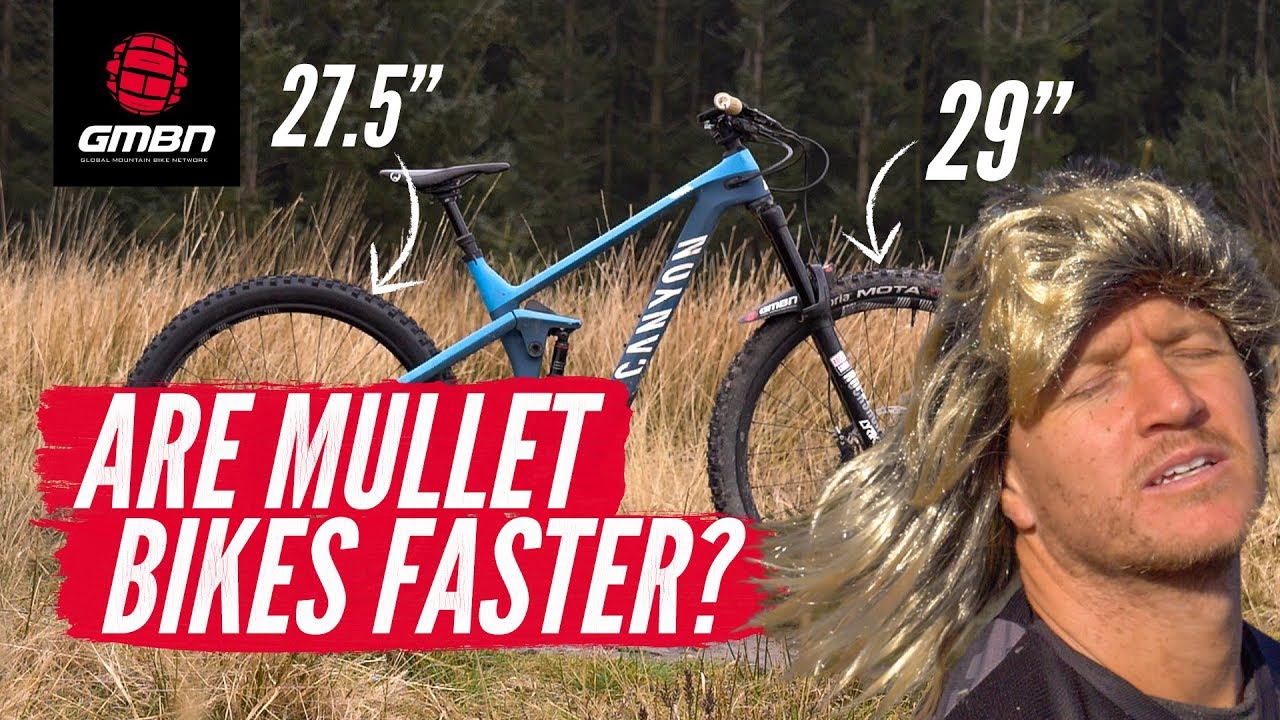 Are Mullet Bikes Faster? | Is Mixed Wheel Size Better For MTB?