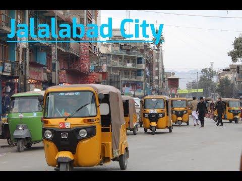 JALALABAD CITY AFGHANISTAN & AFGHANI STREET FOOD (HD)