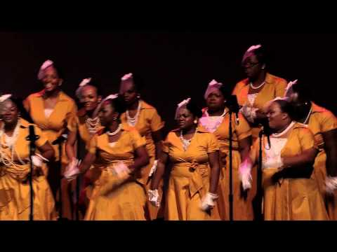 VERIZON'S HOW SWEET THE SOUND 2012 - DANELL DAYMON & THE GREATER WORKS CHORALE