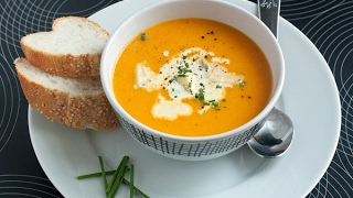 Тыквенный суп пюре. Видео рецепт