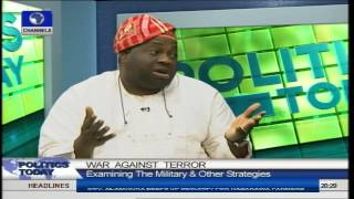 Like It Or Not We Must Dialogue With Boko Haram -- Dele Momodu Pt1