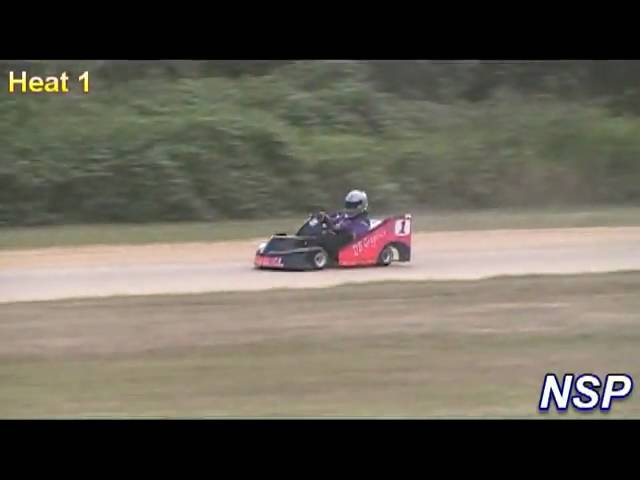 8-22-09 CKA Open Class Heat Race ORV Park Travel Video