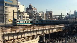 일본 도쿄 우에노역의 낮과밤 - 낮 1, The day…