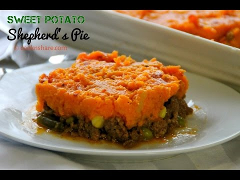 Sweet Potato Shepherd's Pie Subscriber Give Away!