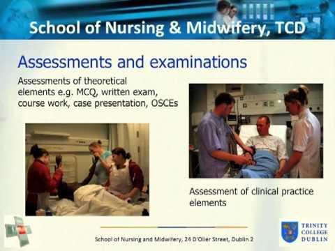 Nursing - TCD Undergraduate Open Day 2012