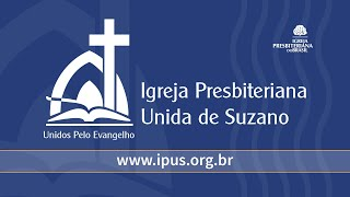 IPUS | Culto Vespertino | 11/04/2021