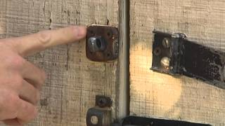 Tool Shed security tips