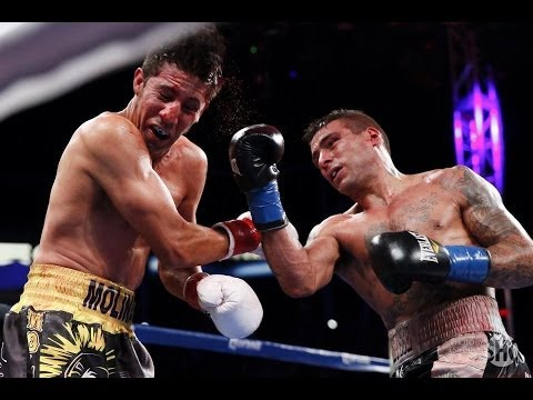 Boxing Results: Lucas Matthysse beats Molina in fight of the year candidate.