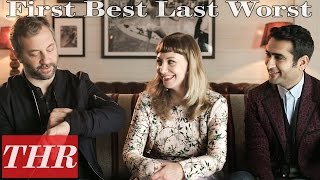 Judd Apatow, Kumail Nanjiani, & Emily Gordon Play 'First, Best, Last, Worst' | THR
