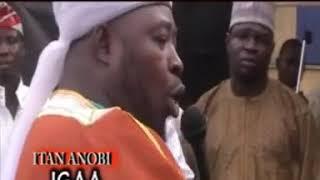 Itan Anobi Isaa [Sheikh Abdul Rasaq Alomota]   - Latest Yoruba 2018 Music Video