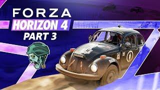 """Forza Horizon 4 PC Gameplay Walkthrough - Part 3 - """"You hate me, don"""