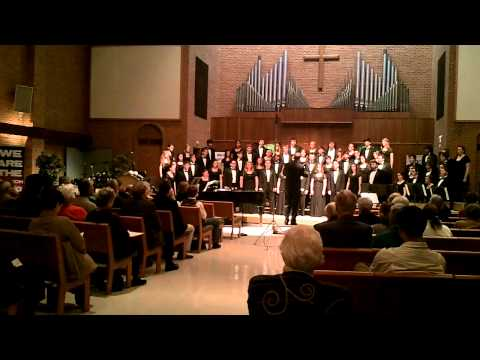 Augustana Choir - There is No Rose of Such Virtue