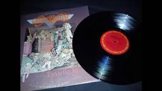 Aerosmith - Toys In The Attic Vinyl Rip
