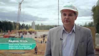 Строительство РЦОД beCloud(, 2015-09-16T07:25:57.000Z)